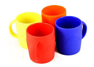 China Portable Travel Silicone Drinking Cups Mini Drinking Cup For Tooth Brushing supplier
