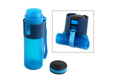 Outdoor Travel Sports Climbing Water Bottle / 500ml Silicone Collapsible Drink Bottle