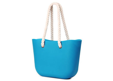 Summer Waterproof Silicone Beach Bag Candy Color Anti Dust For Outdoor Activities